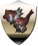 PKMN Heraldry: Tyrants by TrainerEM-Dustin