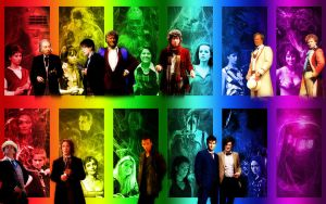 Doctor Who Wallpaper by DoctorRy