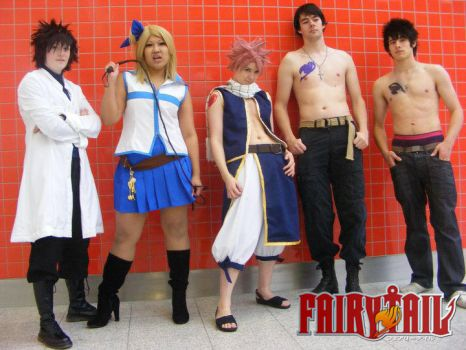 This Is Fairy Tail by Ookamiaku