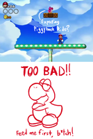 Look who's back in New Super Mario Bros. U by JamesmanTheRegenold