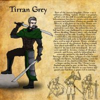 Tirran Grey by ZeroNero
