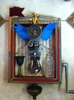 Steampunked Music box - a little further on by zimzim1066