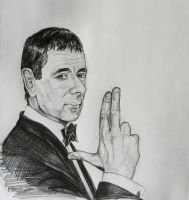 Johnny English by jollypickle