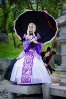 Touhouvania by KittyStrife
