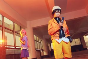 Future Diary - stalker by Phoenixiaoio