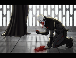 Inquisitor, Kneel by Teq-Uila