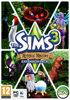 The Sims 3: Magical Mischief by BeccaBiohazard