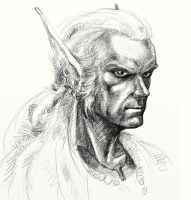 drizzt by farplane