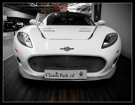 Spyker C8 Aileron by Andso