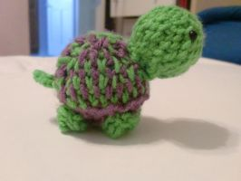 turtle crochet by Ayu333