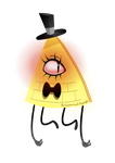 Bill Cipher by Patcha105