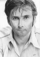 Our Doctor - David Tennant by SophieGraceArt