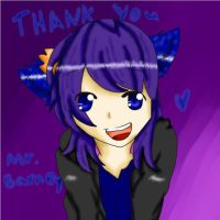 Thank You by Fainting-Ostrich