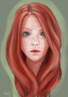 Ginger by SillyUglySeal