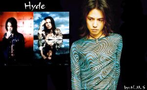 Hyde by jrockgoth