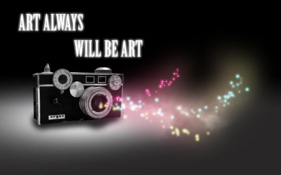 Camera Artist - A.A.W.B.A. by CleanYourAss