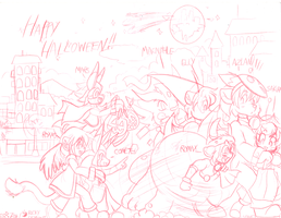 Happy Halloween 2015 by Rafeal