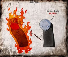 Burn by masacrar