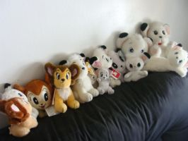 My Kimba Collection by SilverToraGe