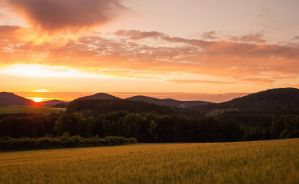 Germany 2013 Sunset by CanonUserPhil