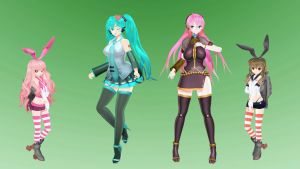 MMD DL pack3 2014 by Spartan-743
