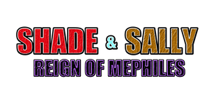 Shade and Sally Reign of Mephiles Logo by KingAsylus91