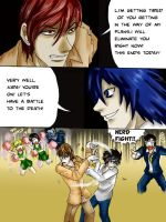 DN:Nerd fight RECOLORED by Claudia-C18