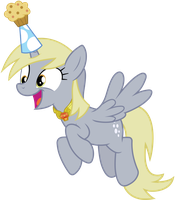 YayPonies - Happy Princess Derpy Hooves by FloppyChiptunes