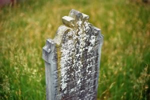 tombstone 02 by Jantinus