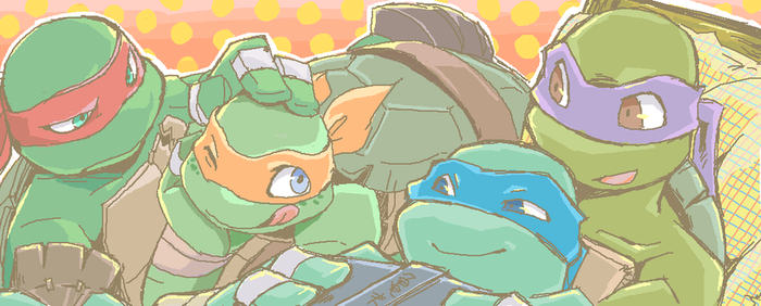 Chat Collab:NickTMNT by FREAKfreak