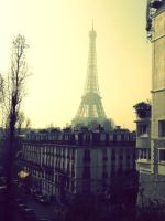 I love Paris by eir5op