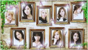 Snsd 2014 by Jover-Design