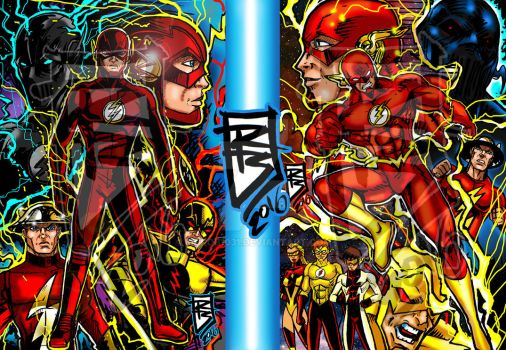 The Flashes by BigRob1031