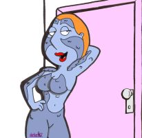 mystique Lois by DarkArk07