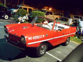 Amphicar from Mich. by DetroitDemigod