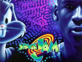 My Space Jam Logo by LSofComicCon