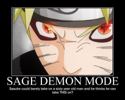 Sage Demon Mode by twg91