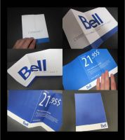 Bell advertisement design by Forza27