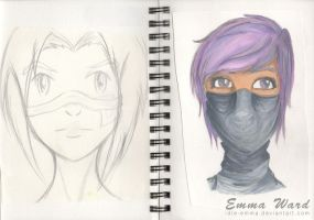 Sketchbook (24) by Idle-Emma