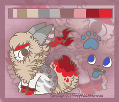 :Design For Auction: by PrePAWSterous