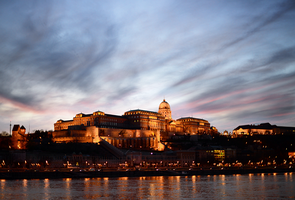 Castle of Buda by rdevill