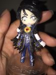 My very first Customization - Bayonetta, Progress by OceanSummoner13