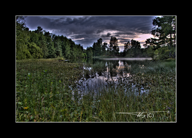 Nordre Spro in Hdr... by OrisTheDog