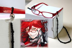 Accurate Grell Glasses by KAkkoiITO