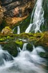 Waterfall Golling III by Nightline
