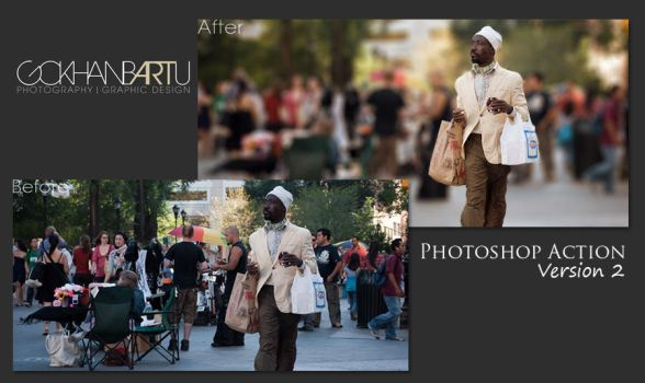 Photoshop Action ver.2 by gokhanbartu