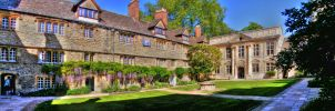 St Edmund Hall by s-kmp