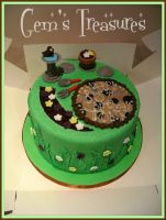 Tony's Garden Cake by gertygetsgangster