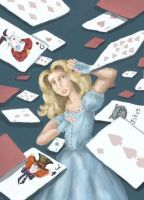 The New Alice in Wonderland by Artlyss