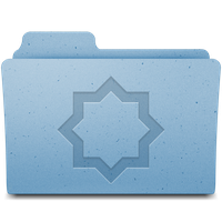 Mac OS Folder Stuff icon by G-rawl